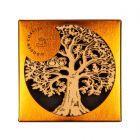 Wooden coasters - Puiset lasinaluset 4 kpl