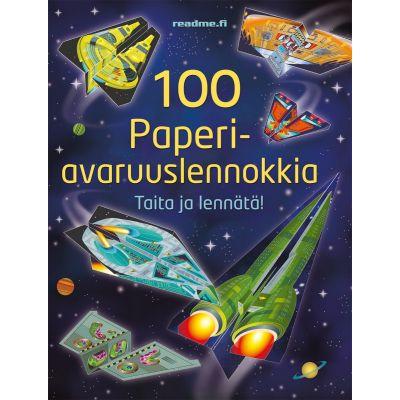 100 paperiavaruuslennokkia