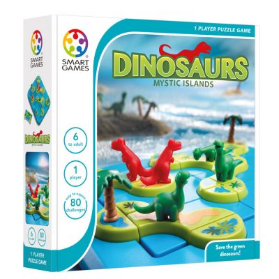 SmartGames Dinosaurs