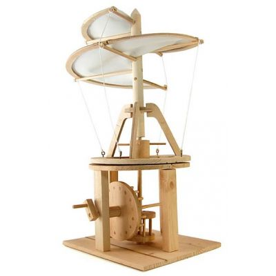 Leonardo Da Vincin ilmaruuvi