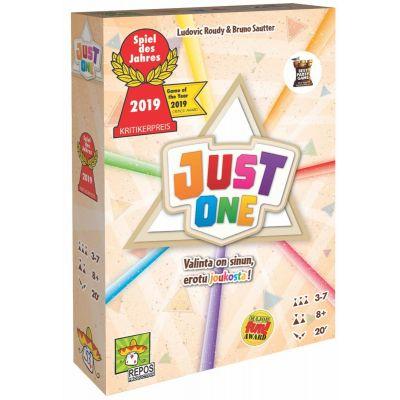Just One, vuoden peli 2019