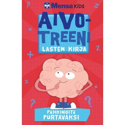 Mensa Kids Aivotreeni lasten kirja Heureka