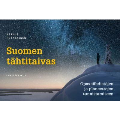 Suomen tähtitaivas , Opas tähdistöjen ja planeettojen tunnistamiseen