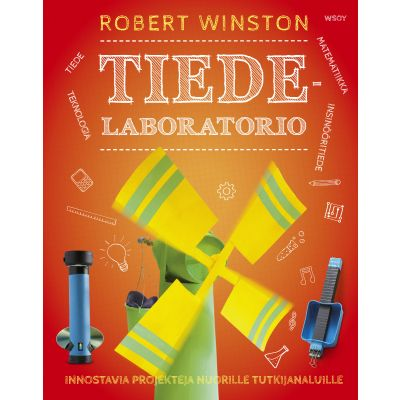 Tiedelaboratorio, Robert Winston